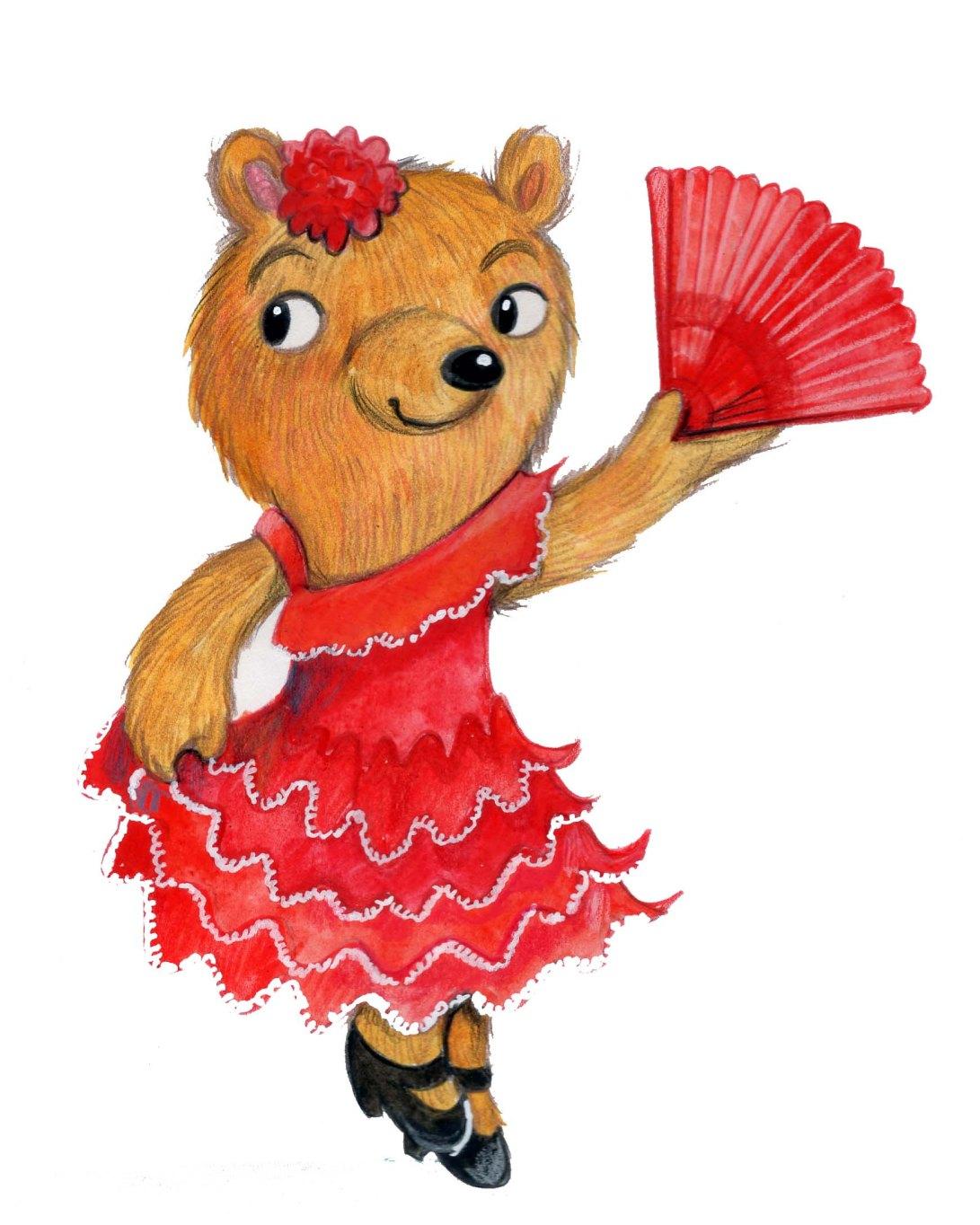 spanish-bear